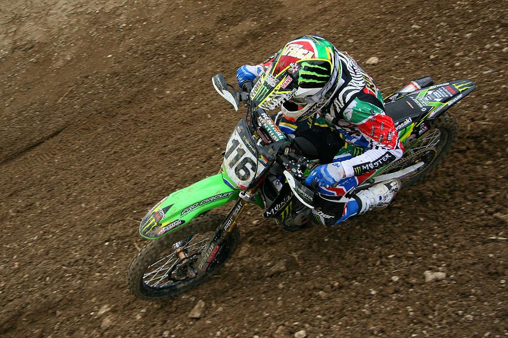 Tyla Rattray - MXoN Saturday Qualifing racing. - Motocross Pictures - Vital MX