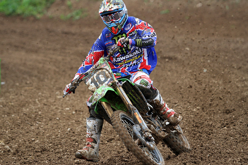 Tommy Searle - MXoN Saturday Qualifing racing. - Motocross Pictures - Vital MX