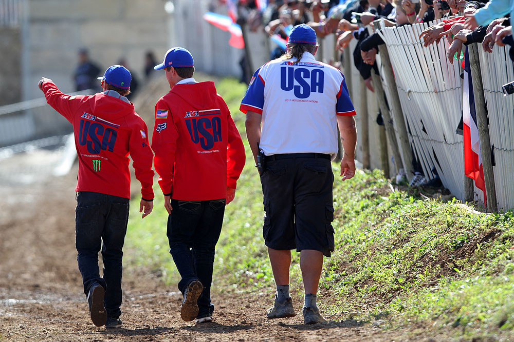 The Ryans - MXoN Sunday Racing Pictures - Motocross Pictures - Vital MX
