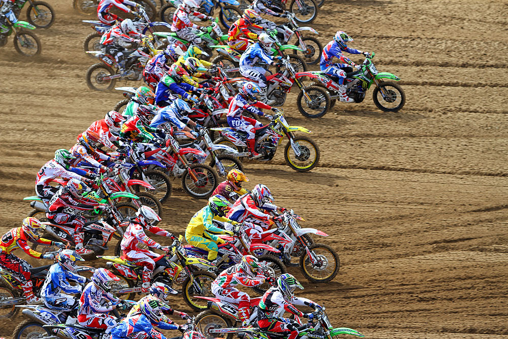 MX1 / MX2 Start - MXoN Sunday Racing Pictures - Motocross Pictures - Vital MX