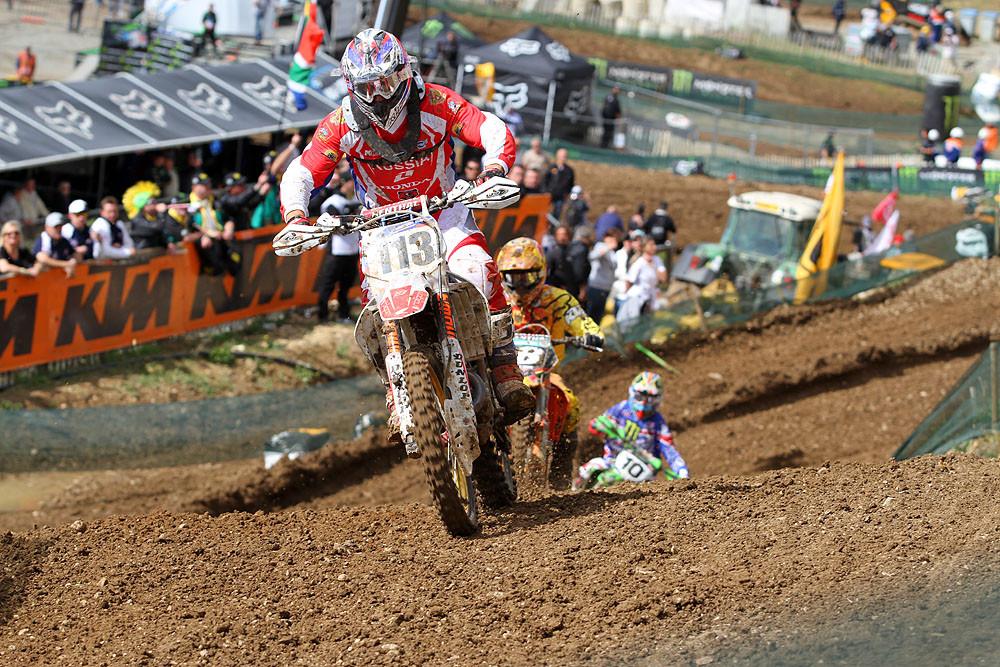 Evgeny Bobryshev - MXoN Sunday Racing Pictures - Motocross Pictures - Vital MX