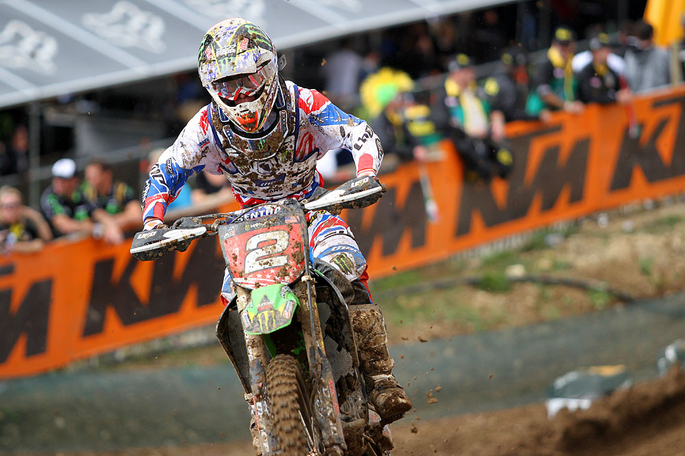 Blake Baggett - MXoN Sunday Racing Pictures - Motocross Pictures - Vital MX