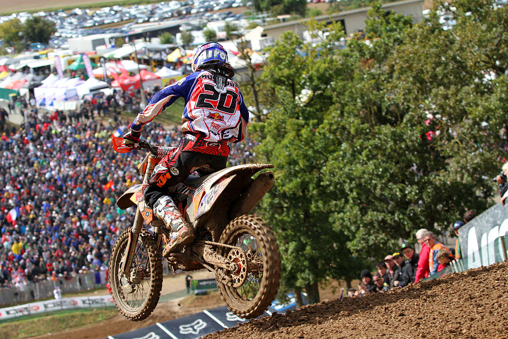 Marvin Musquin - MXoN Sunday Racing Pictures - Motocross Pictures - Vital MX