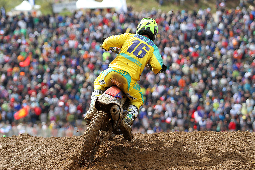 Chad Reed  - MXoN Sunday Racing Pictures - Motocross Pictures - Vital MX