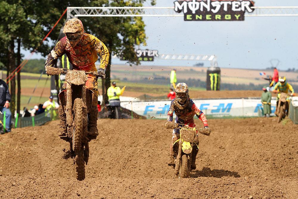 Roczen & Dungey - MXoN Sunday Racing Pictures - Motocross Pictures - Vital MX
