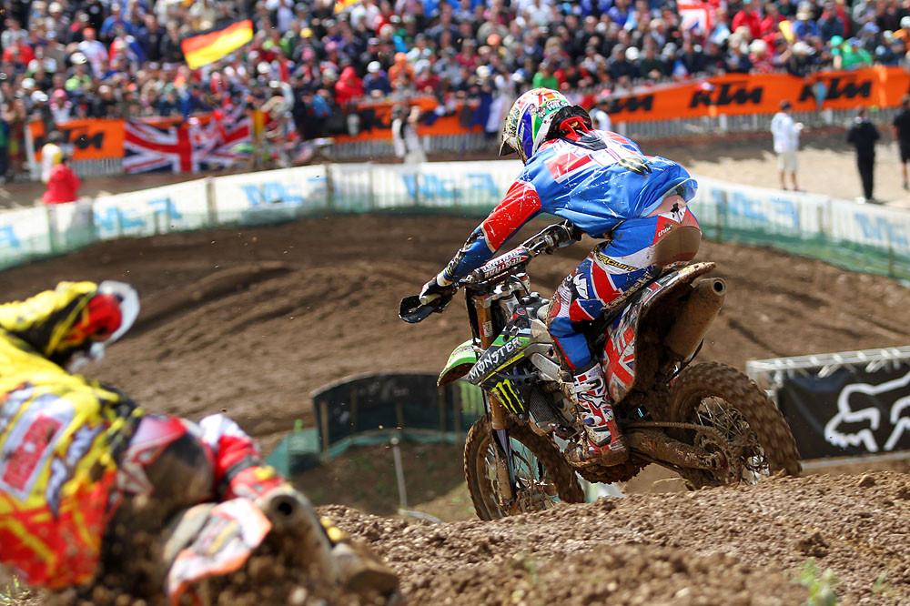 Dean Wilson - MXoN Sunday Racing Pictures - Motocross Pictures - Vital MX