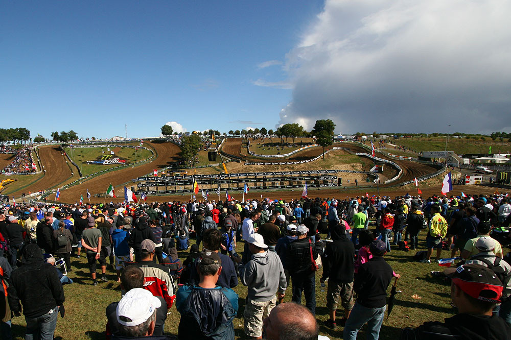 The Track - MXoN Sunday Racing Pictures - Motocross Pictures - Vital MX
