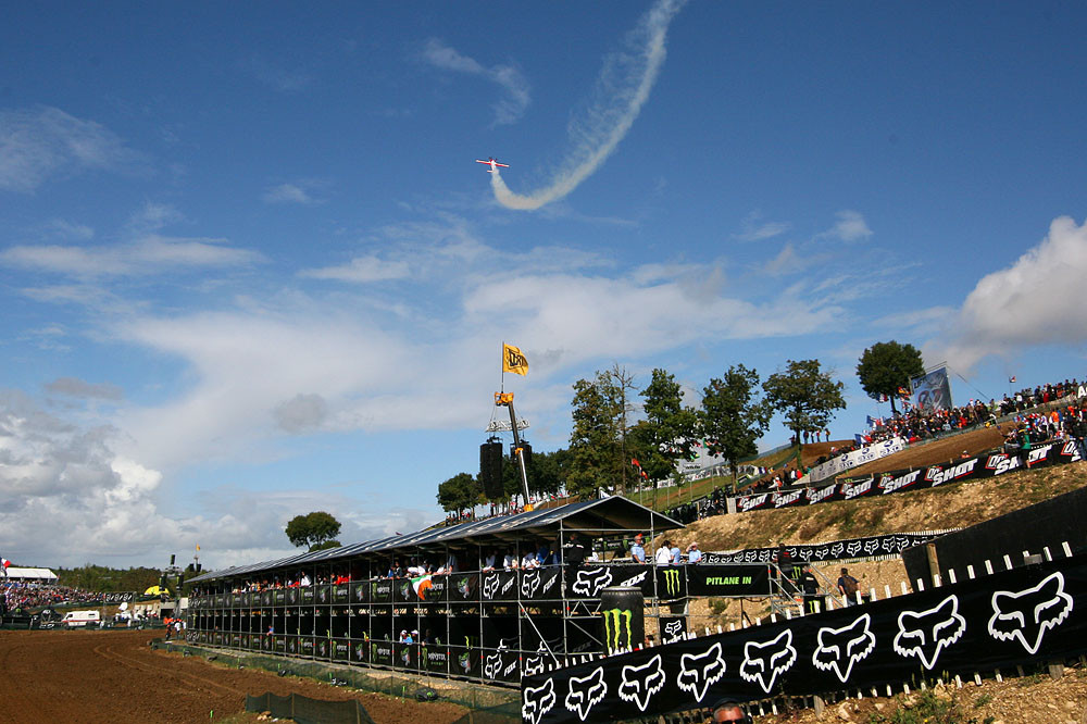 Opening ceremony - MXoN Sunday Racing Pictures - Motocross Pictures - Vital MX