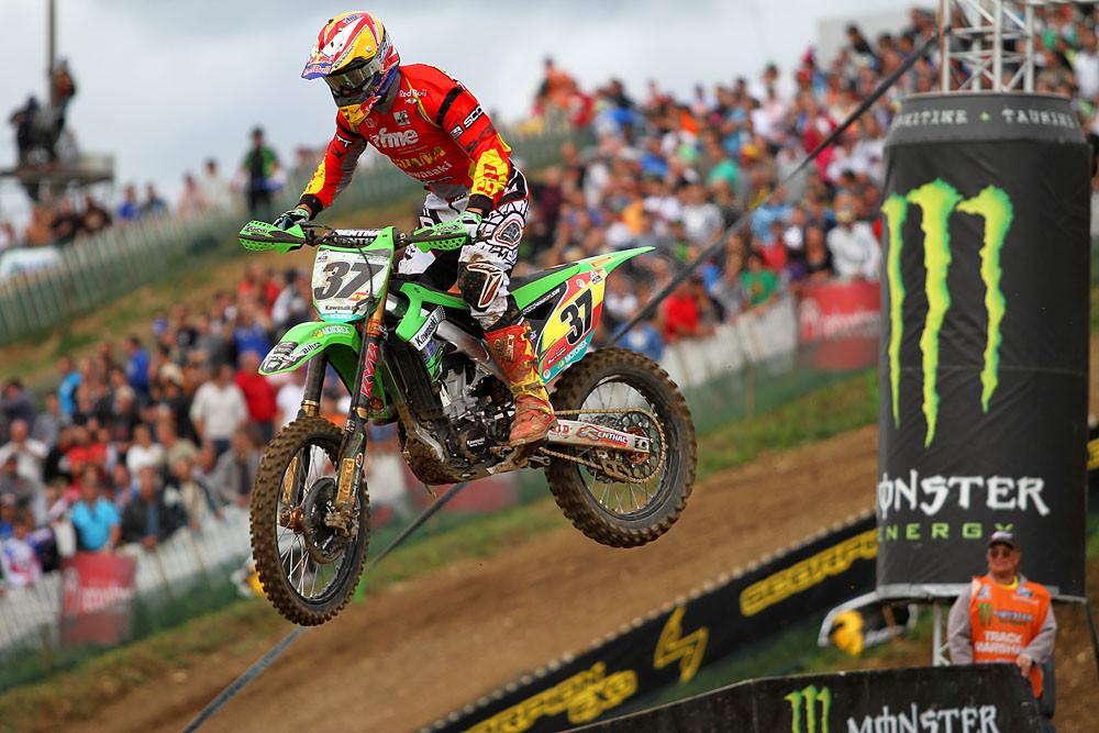 Jonathan Barragan - MXoN Sunday Racing Pictures - Motocross Pictures - Vital MX