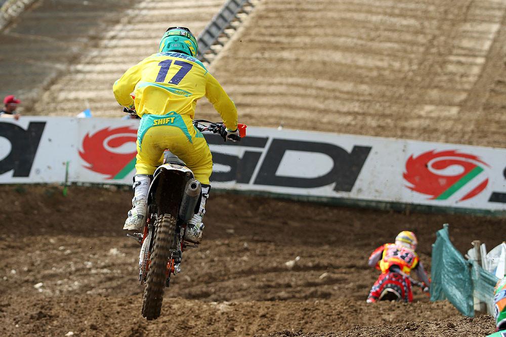 Matt Moss - MXoN Sunday Racing Pictures - Motocross Pictures - Vital MX