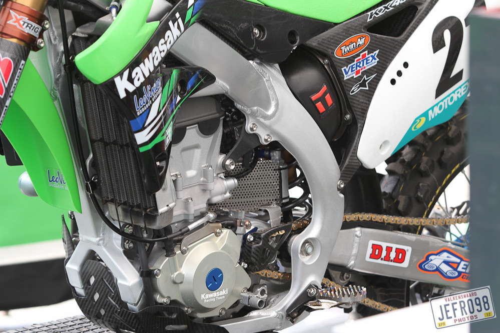 Factory Kawasaki - Dutch GP, Valkenswaard - Motocross Pictures - Vital MX