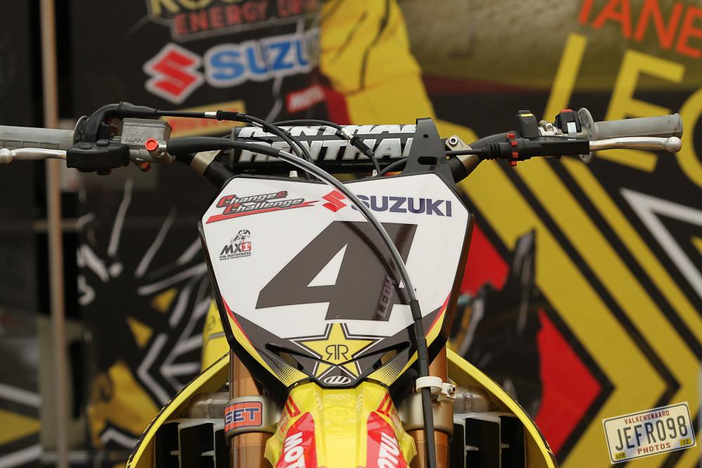 Tanel Leok - Dutch GP, Valkenswaard - Motocross Pictures - Vital MX