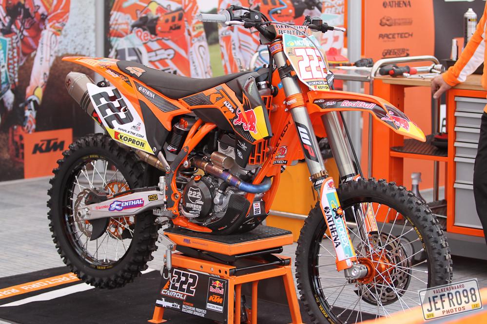 Toni Cairoli - Dutch GP, Valkenswaard - Motocross Pictures - Vital MX