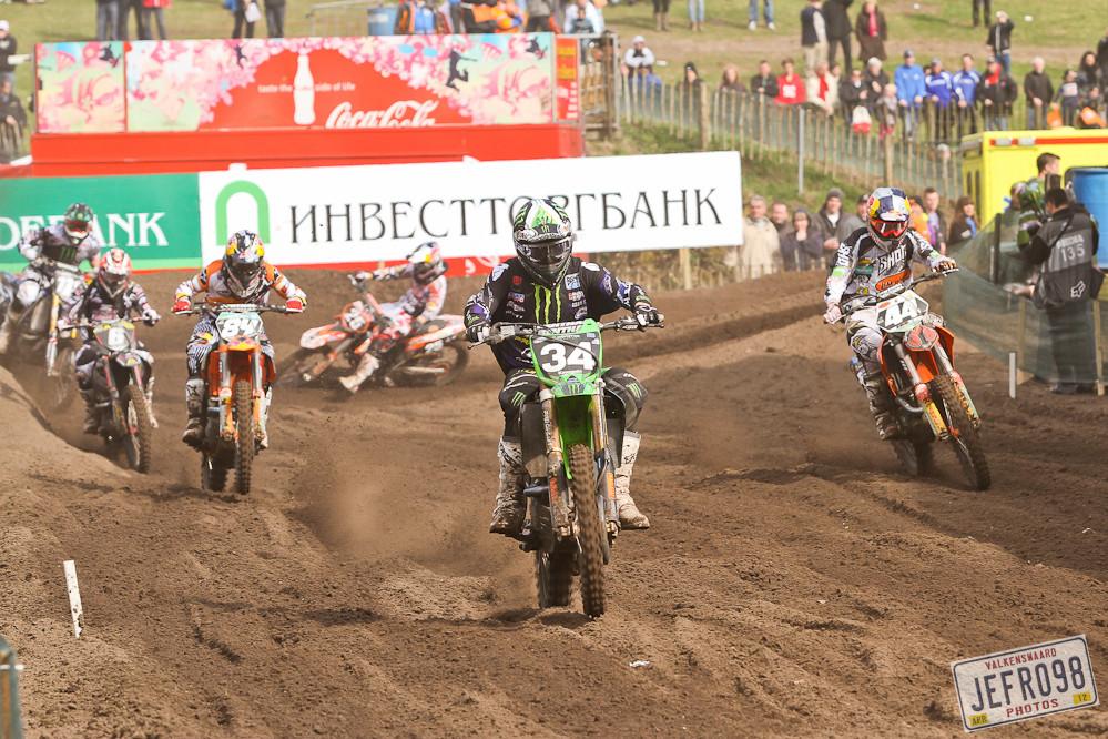 MX2 pack - Dutch GP, Valkenswaard - Motocross Pictures - Vital MX