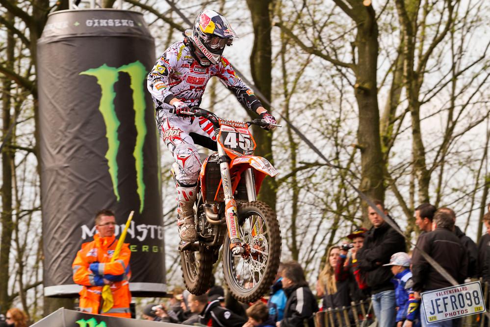 Jake Nicholls - Dutch GP, Valkenswaard - Motocross Pictures - Vital MX