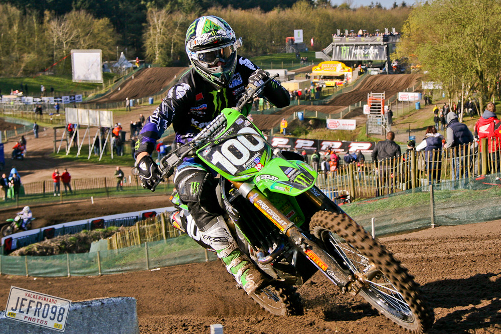Tommy Searle - Dutch GP, Valkenswaard - Motocross Pictures - Vital MX