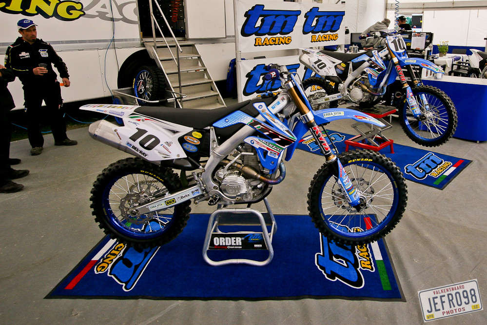 tm 450f dutch gp valkenswaard motocross pictures vital mx. Black Bedroom Furniture Sets. Home Design Ideas
