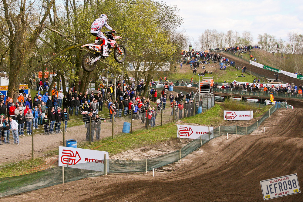 Pascal Rauchenecker - Dutch GP, Valkenswaard - Motocross Pictures - Vital MX