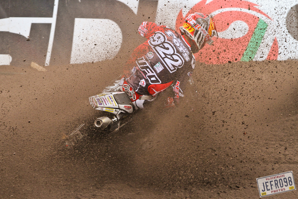 Kevin Fors - Dutch GP Sunday Racing - Motocross Pictures - Vital MX
