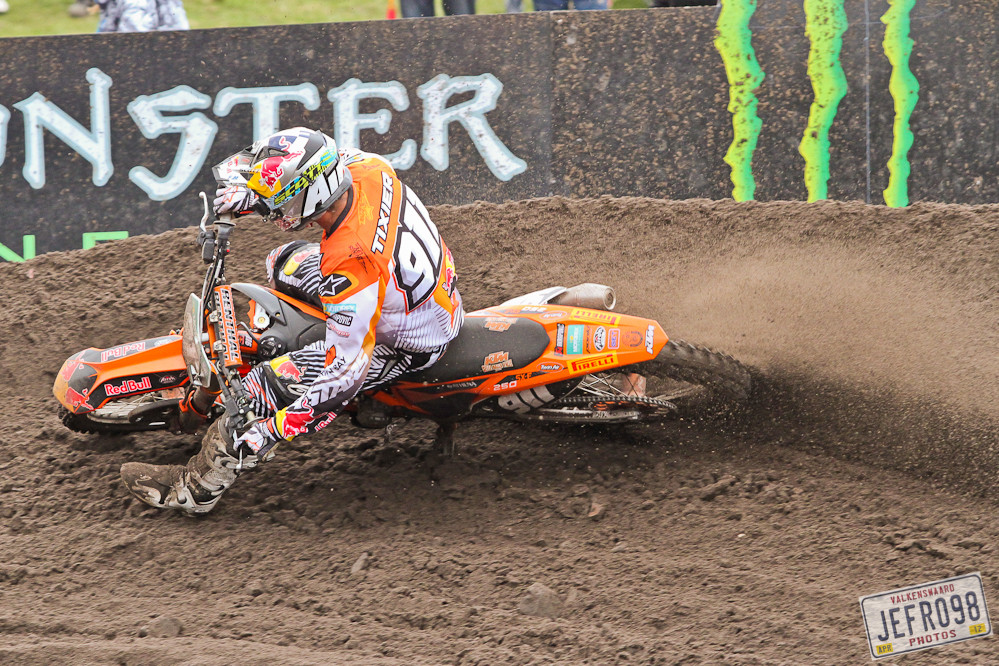 Jordi Tixier - Dutch GP Sunday Racing - Motocross Pictures - Vital MX