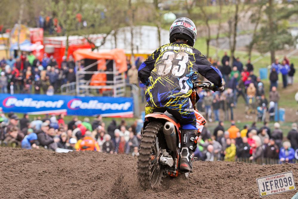 Julien Lieber - Dutch GP Sunday Racing - Motocross Pictures - Vital MX