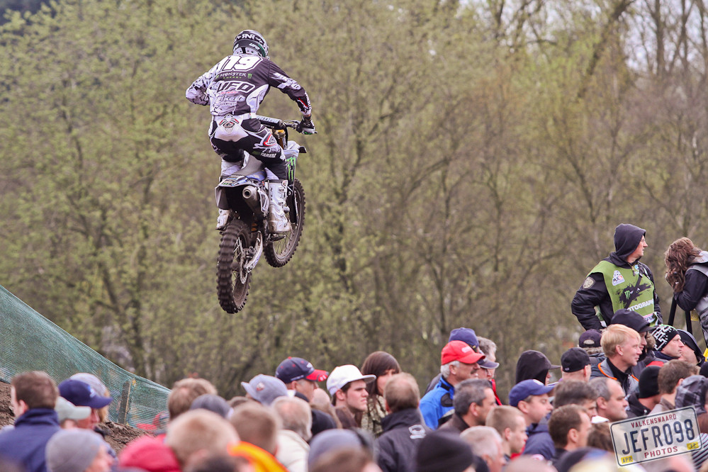 Mel Pocock - Dutch GP Sunday Racing - Motocross Pictures - Vital MX