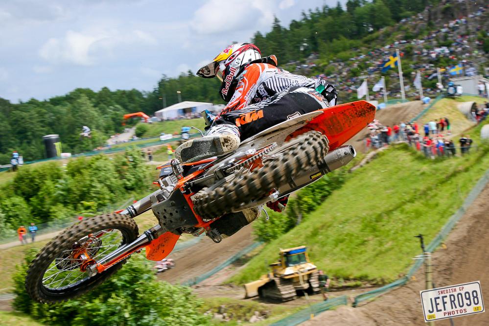 Jeffrey Herlings - Swedish GP, Saturday pitbits - Motocross Pictures - Vital MX