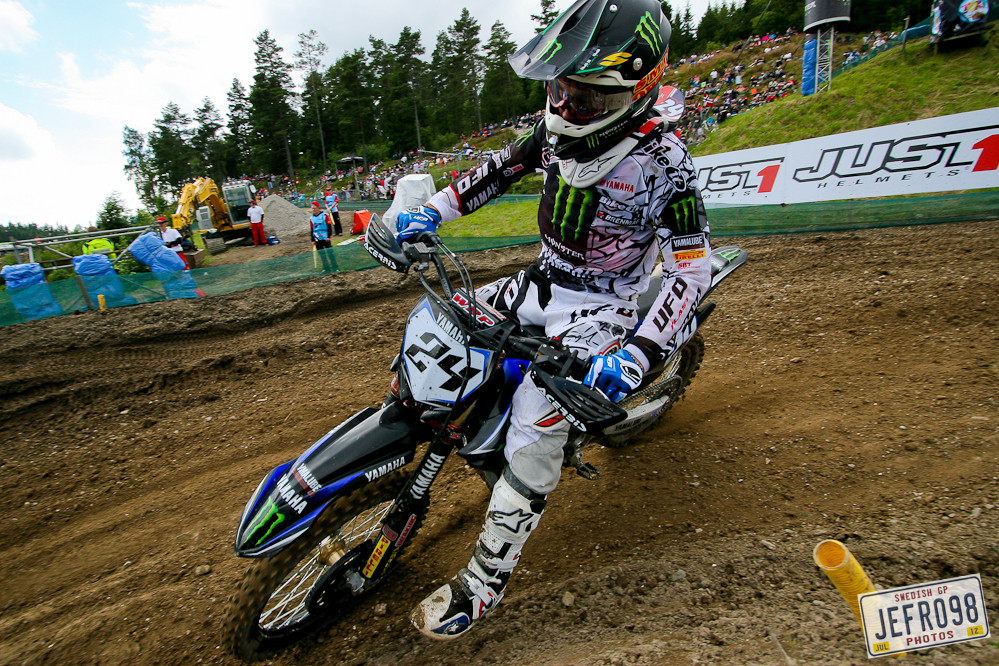 Shaun Simpson - Swedish GP, Saturday pitbits - Motocross Pictures - Vital MX