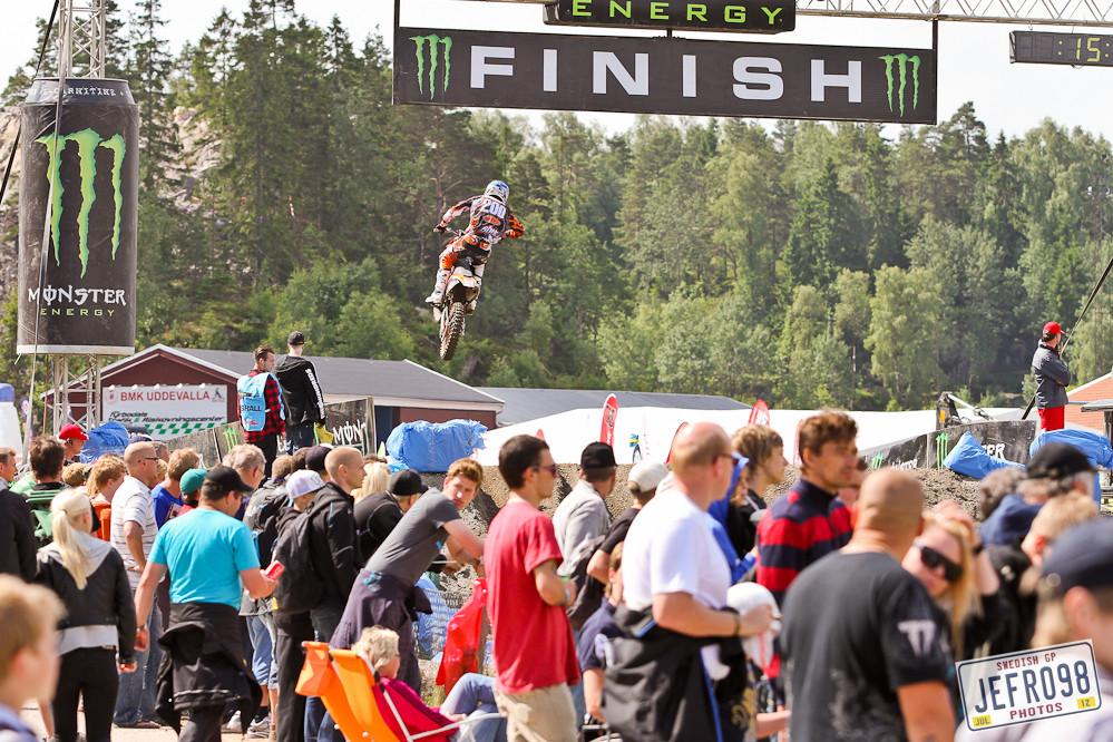 Swedish crowd - Swedish GP, Saturday pitbits - Motocross Pictures - Vital MX