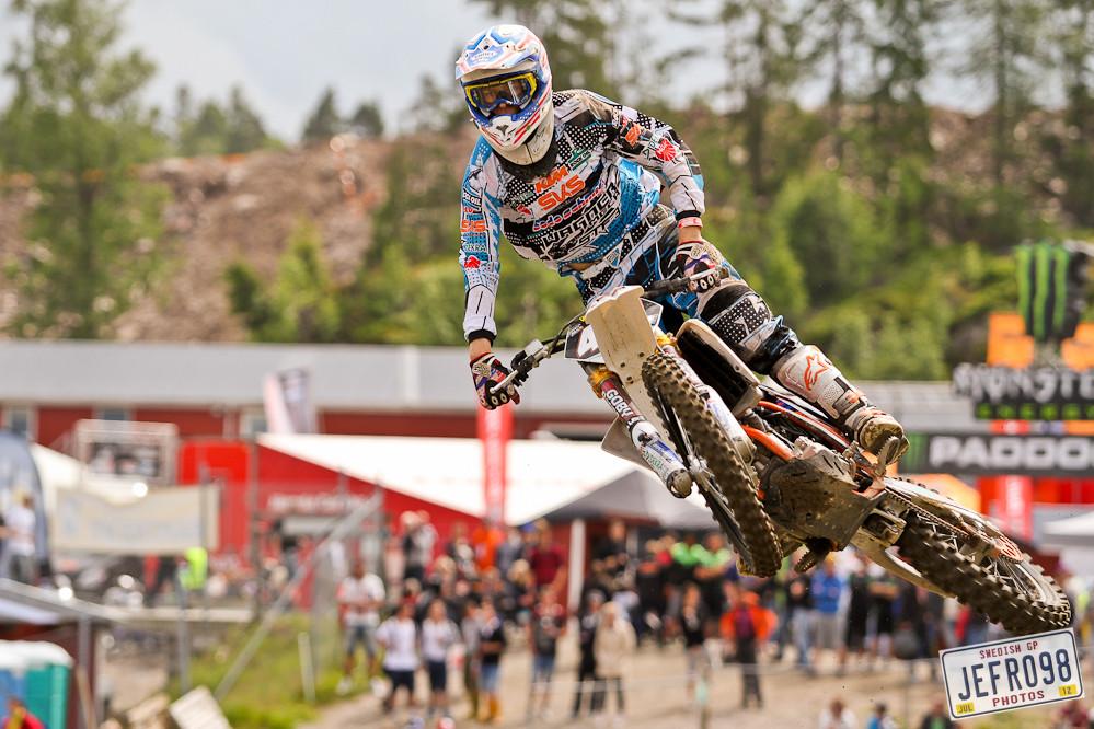 Romain Febvre - Swedish GP, Saturday pitbits - Motocross Pictures - Vital MX