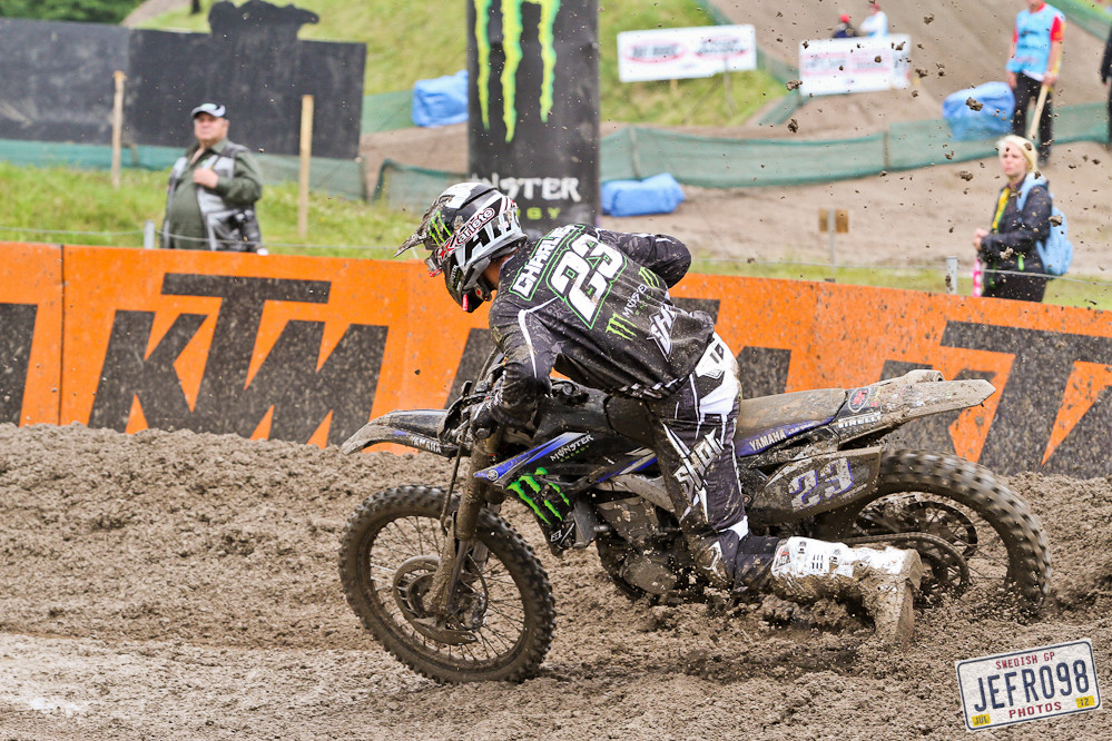 Christophe Charlier - Swedish GP, Saturday pitbits - Motocross Pictures - Vital MX