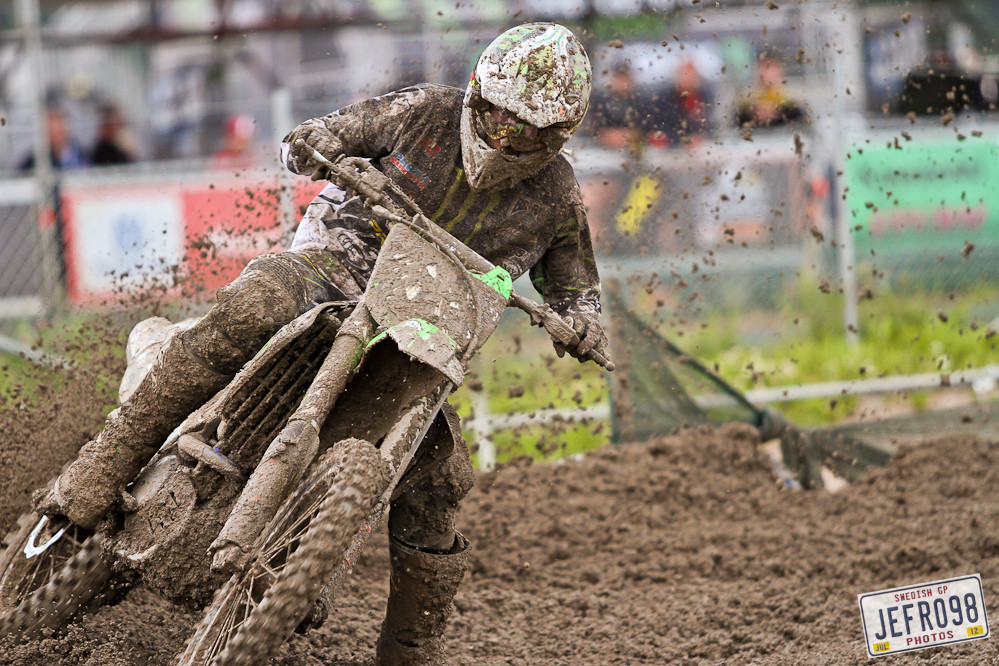 Tommy Searle - Swedish GP, Saturday pitbits - Motocross Pictures - Vital MX