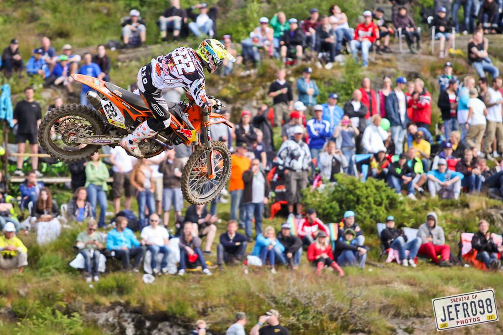 Toni Cairoli - Swedish GP, Saturday pitbits - Motocross Pictures - Vital MX