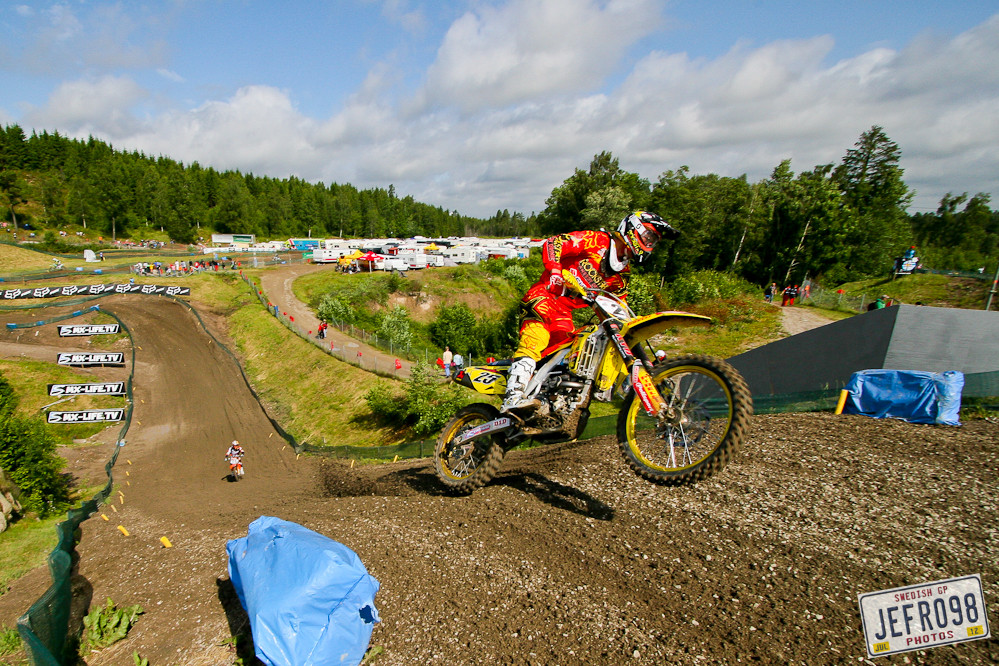 Clement Desalle - Swedish GP, Saturday pitbits - Motocross Pictures - Vital MX