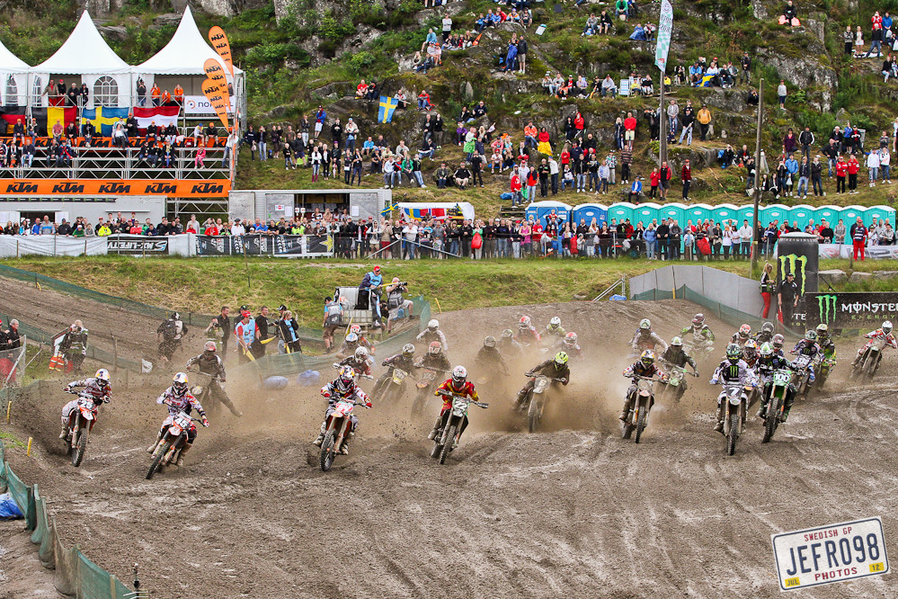 MX2 Start - Swedish GP, Saturday pitbits - Motocross Pictures - Vital MX