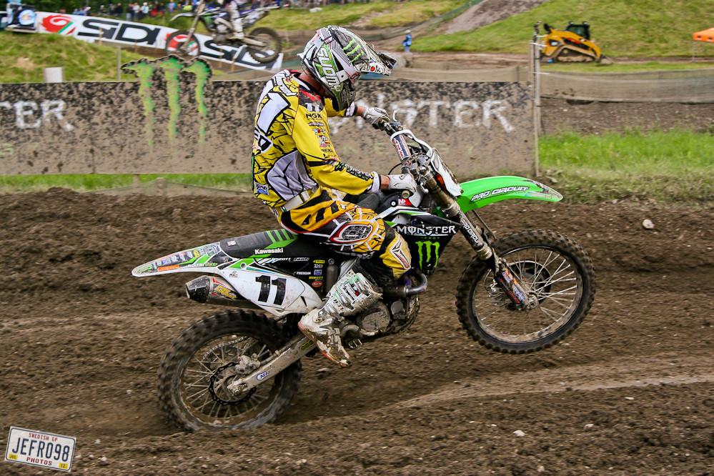 Sebastien Pourcel - Swedish GP, Sunday racing - Motocross Pictures - Vital MX