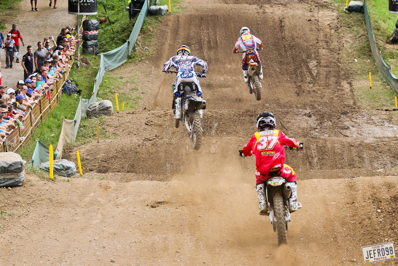 Zach Osborne  - Czech GP Sunday Racing pictures - Motocross Pictures - Vital MX