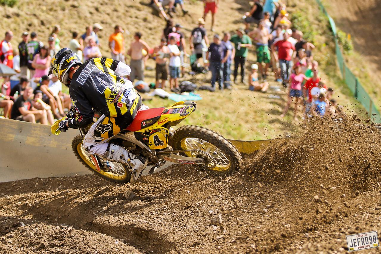 Tanel Leok - Czech GP Sunday Racing pictures - Motocross Pictures - Vital MX