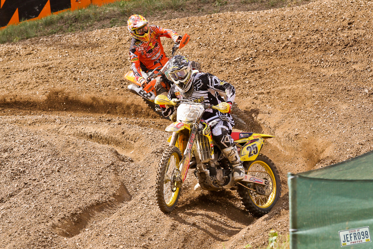 Clement Desalle - Czech GP Sunday Racing pictures - Motocross Pictures - Vital MX