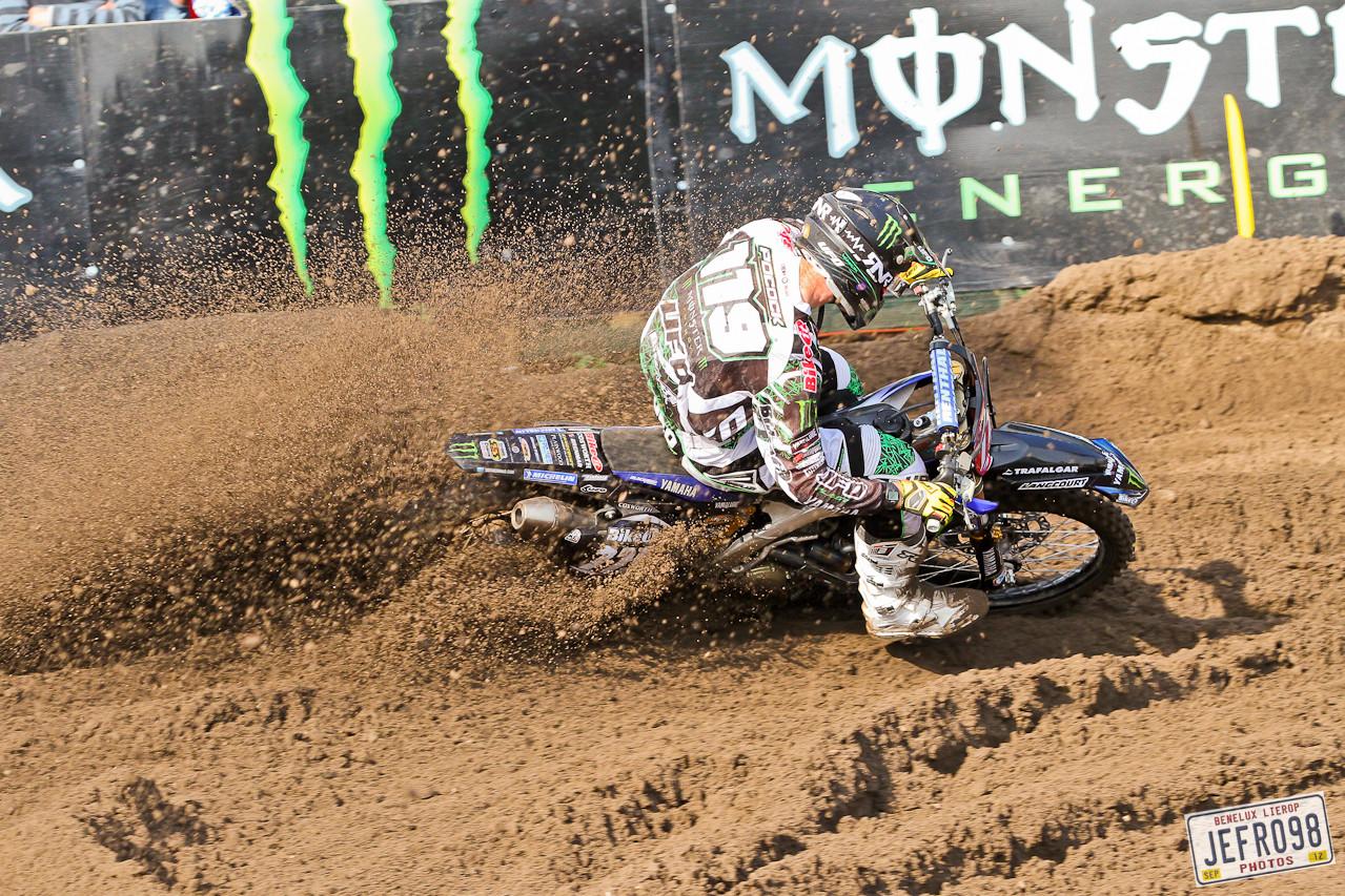 Mel Pocock - Benelux /Lierop GP Sunday Racing - Motocross Pictures - Vital MX