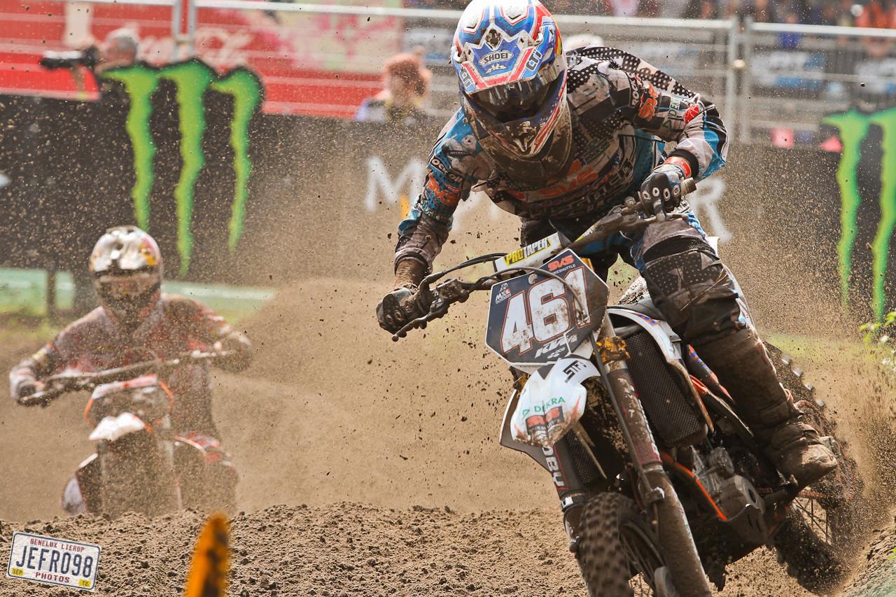 Romain Febvre - Benelux /Lierop GP Sunday Racing - Motocross Pictures - Vital MX