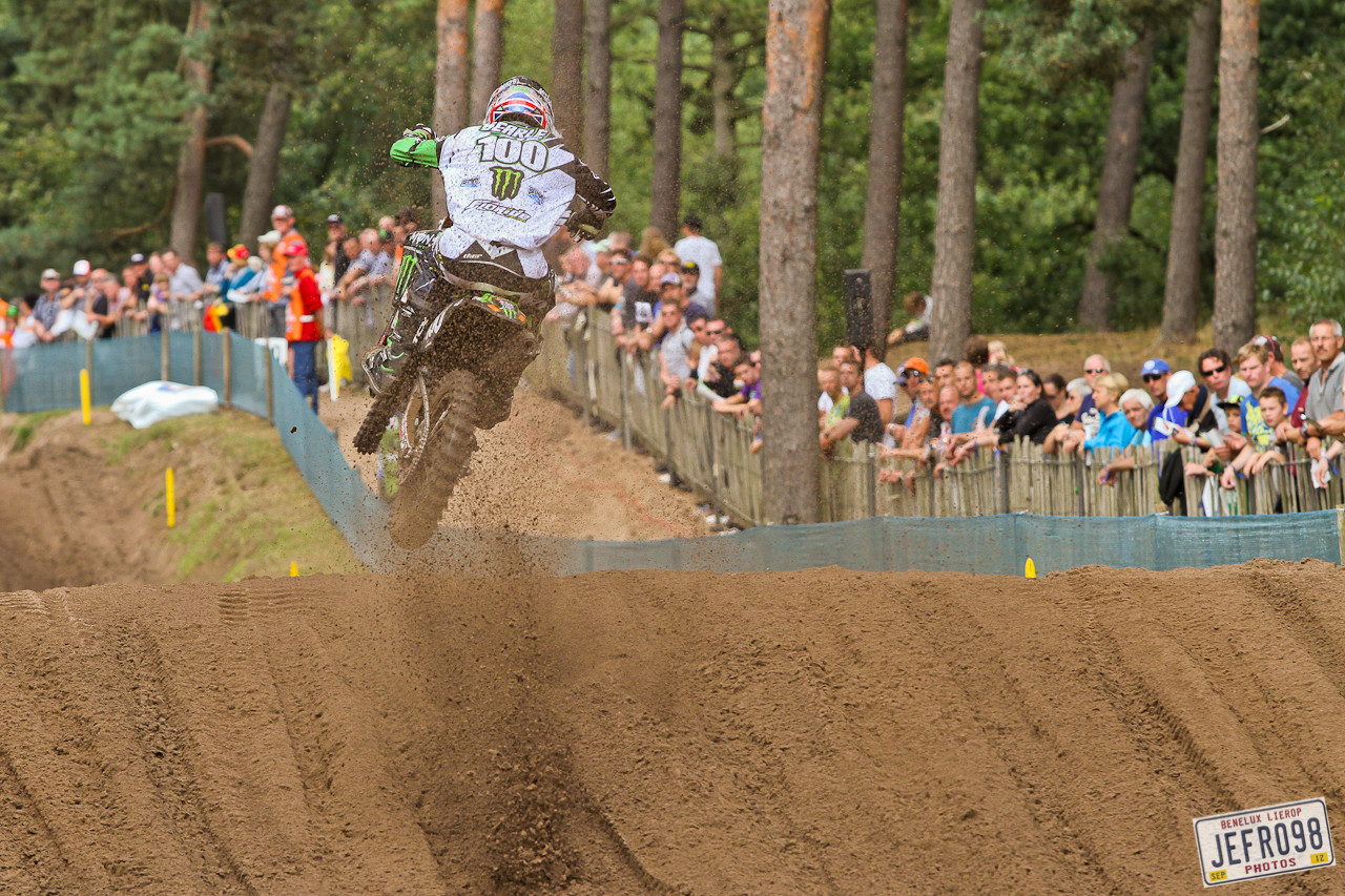 Tommy Searle - Benelux /Lierop GP Sunday Racing - Motocross Pictures - Vital MX