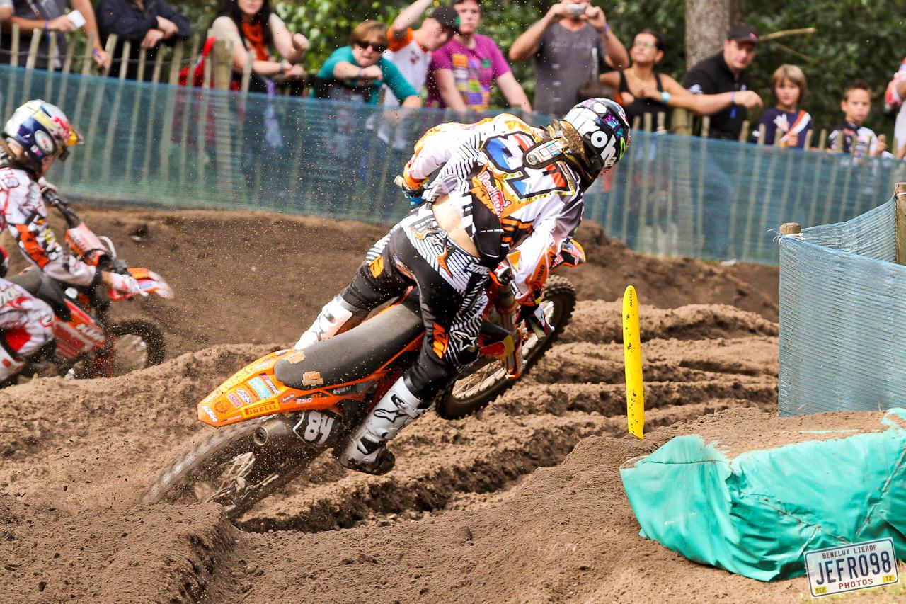 Jeffrey Herlings - Benelux /Lierop GP Sunday Racing - Motocross Pictures - Vital MX