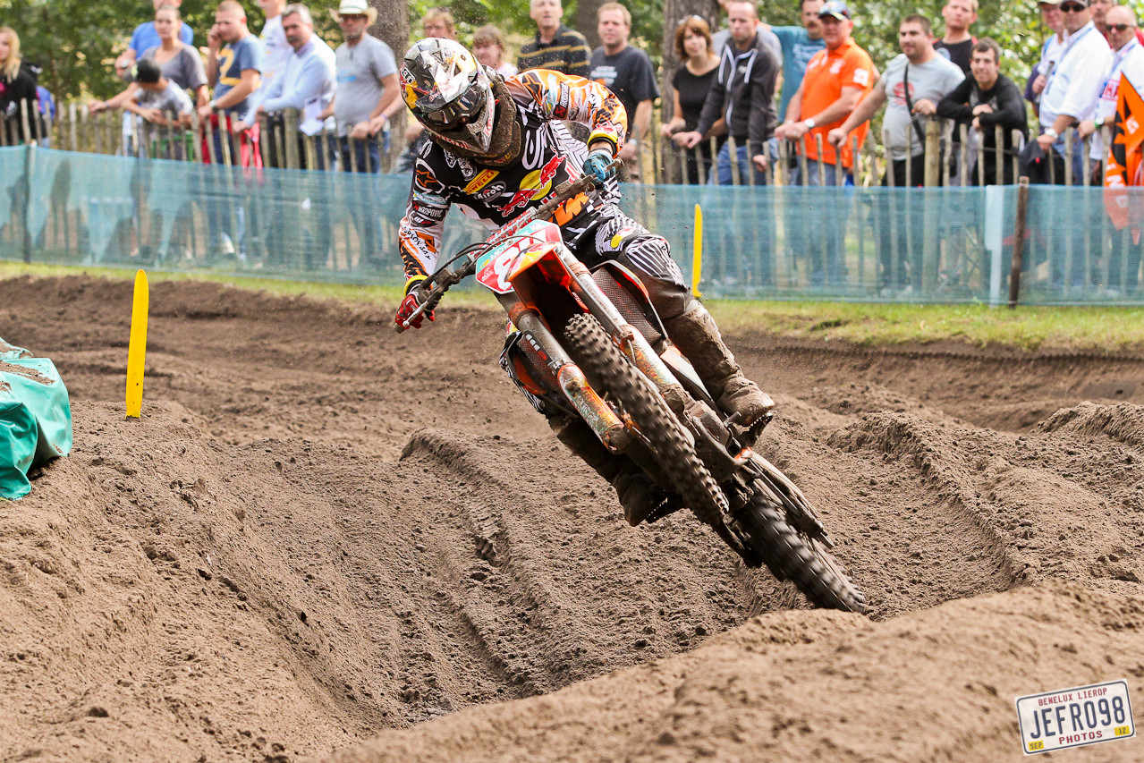 Jeffrey Herlings - Benelux /Lierop GP Sunday Racing - Motocross Pictures - Vital MX