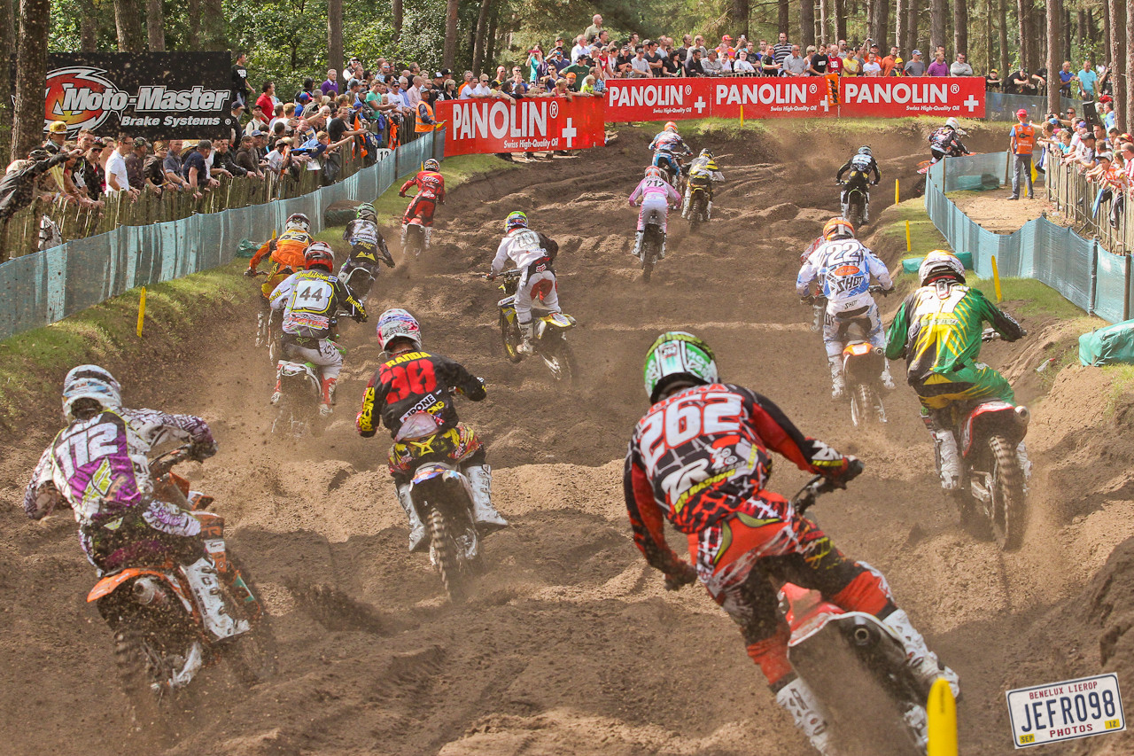 Back of the pack - Benelux /Lierop GP Sunday Racing - Motocross Pictures - Vital MX