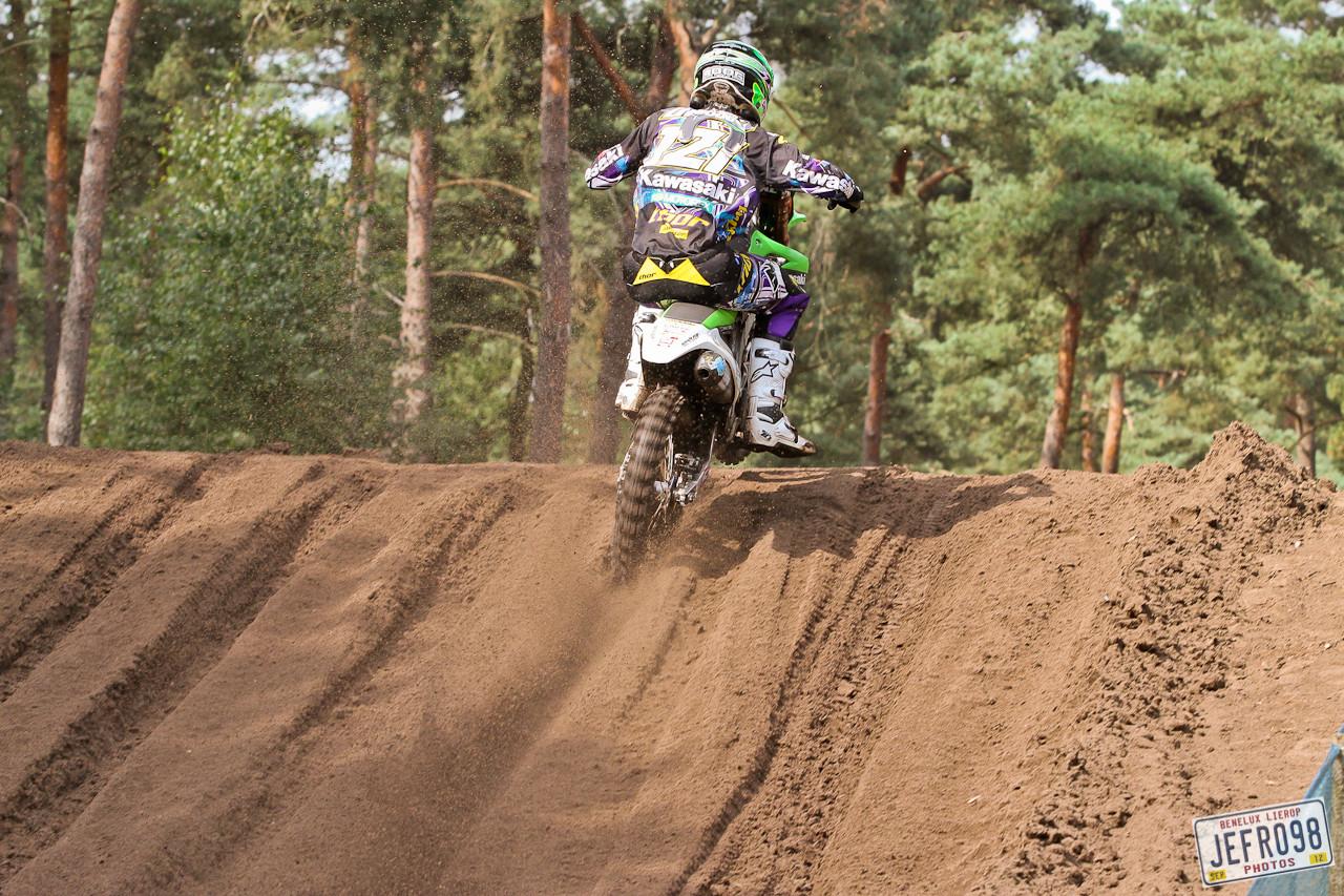 Xavier Boog - Benelux /Lierop GP Sunday Racing - Motocross Pictures - Vital MX