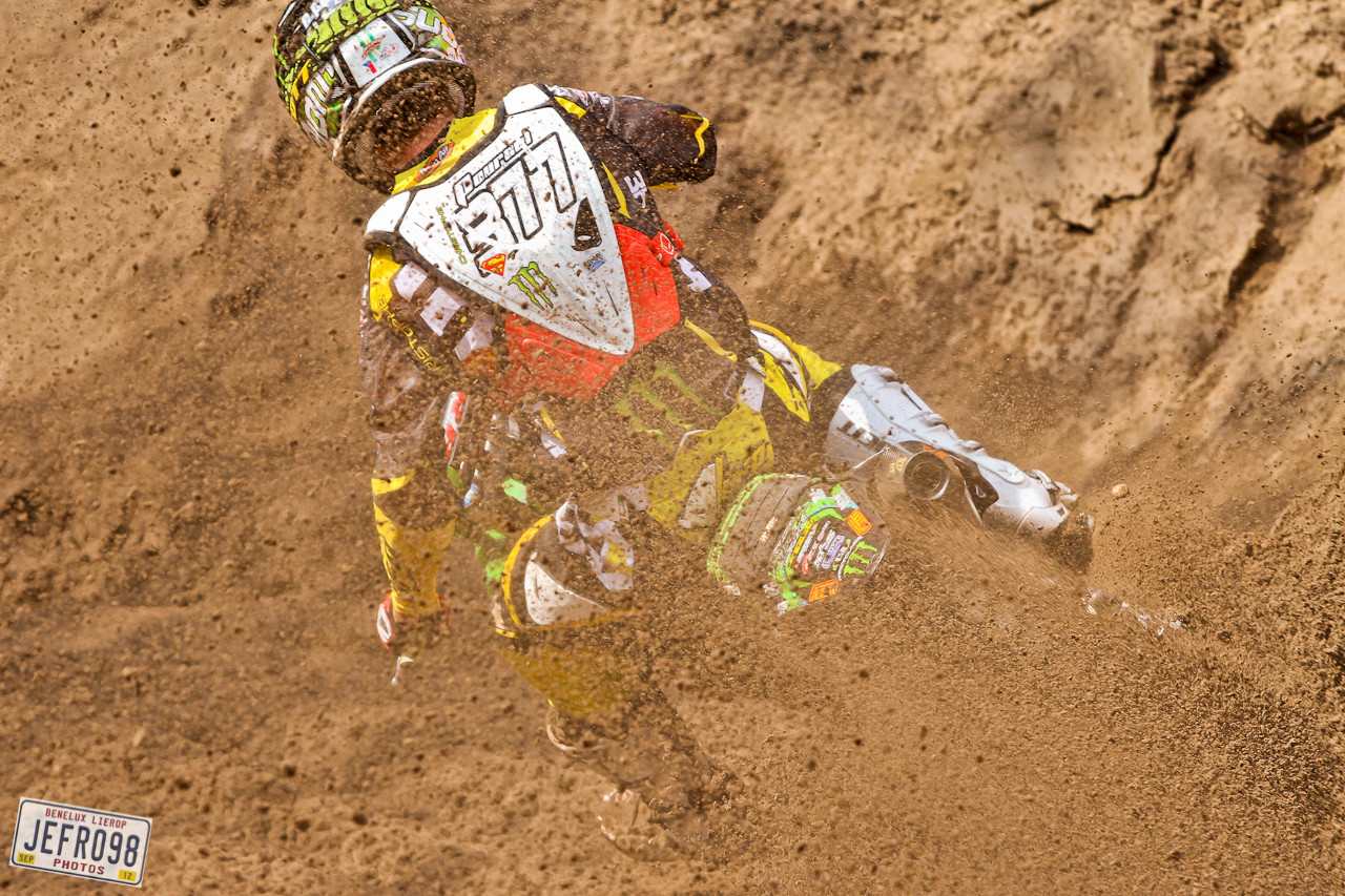 Christophe Pourcel - Benelux /Lierop GP Sunday Racing - Motocross Pictures - Vital MX