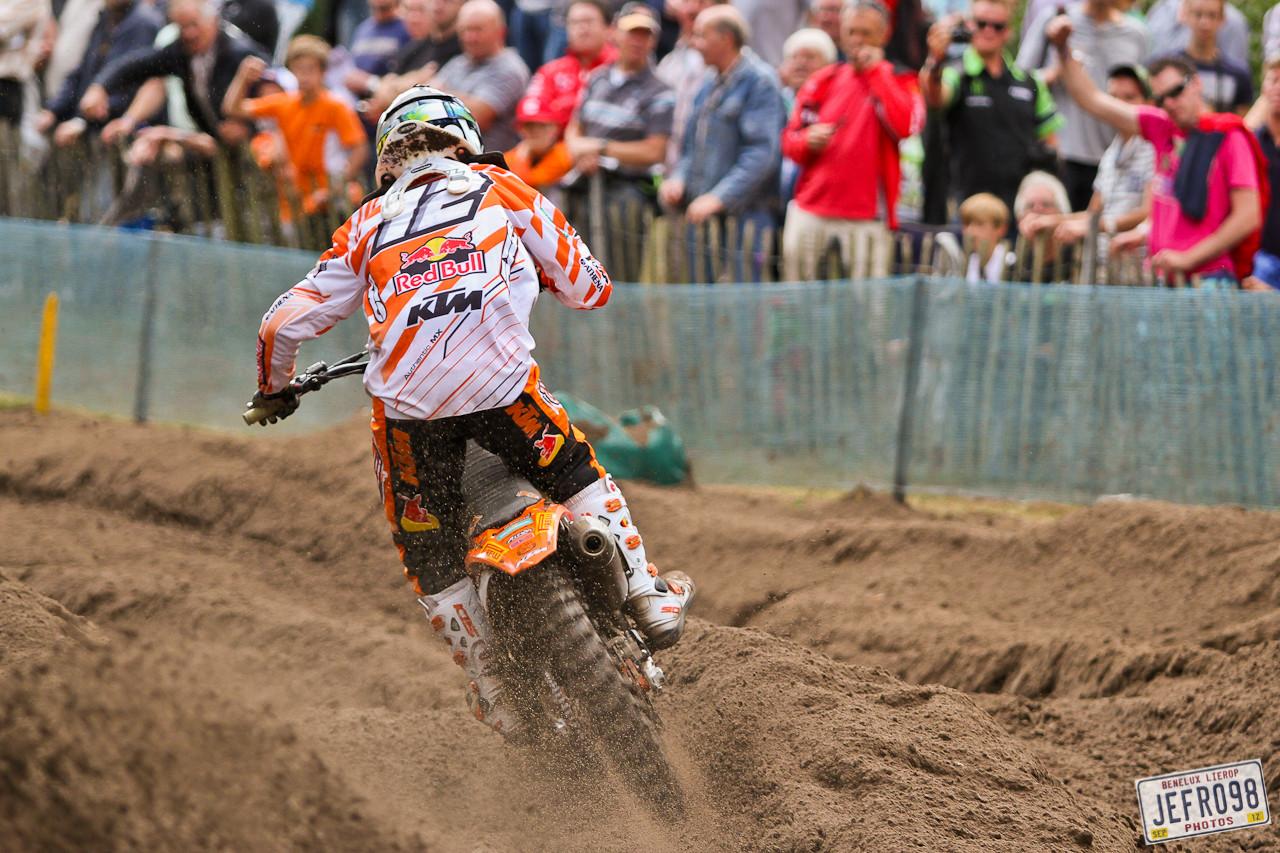 Max Nagl - Benelux /Lierop GP Sunday Racing - Motocross Pictures - Vital MX