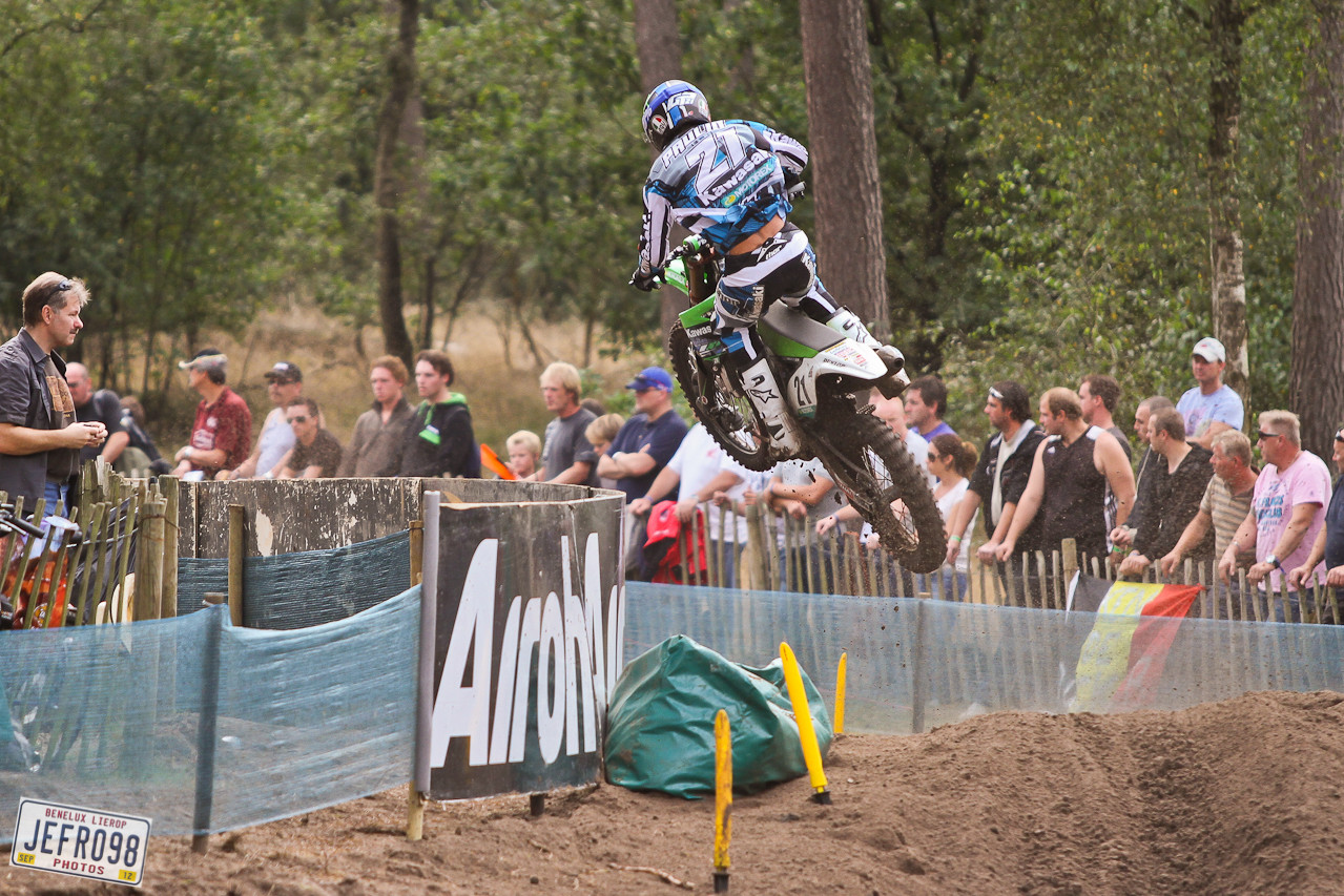 Gaultier Paulin - Benelux /Lierop GP Sunday Racing - Motocross Pictures - Vital MX