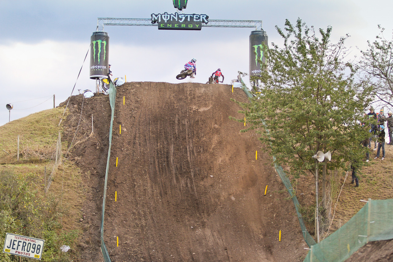 Teutschenthal track - German GP at Teutschenthal - Motocross Pictures - Vital MX
